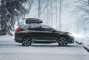 Honda CR-V 2018 по выгодной цене у официального дилера в Москве, СРВ цены и комплектации